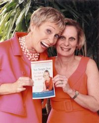 Barbara Corcoran and Dr. Patty Ann