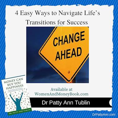 Navigating life's transitions